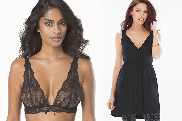 Silent Assembly Zia Lace Bralette