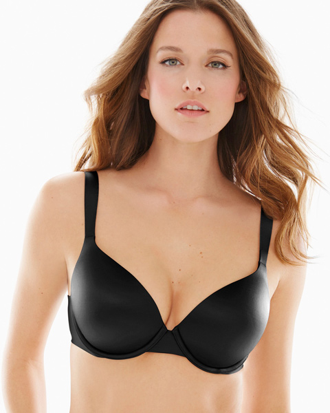 Gapping cups are bra problems created by a shallow profile.