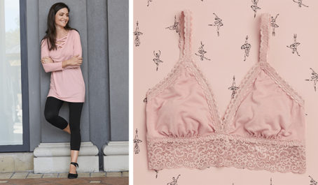 light pink for fall trends